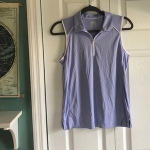 Lavender Golf Shirt